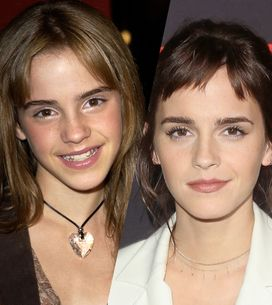 Emma Watson: from star child to beauty icon