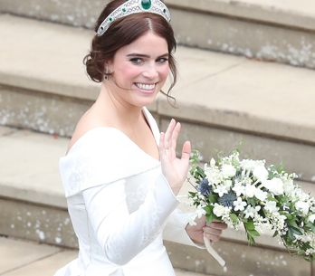 Amazing pictures from Princess Eugenie's Wedding