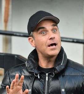 30 times Robbie Williams was hilarious
