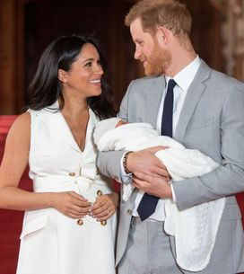 Say hello to Archie, Meghan and Harry's baby boy!