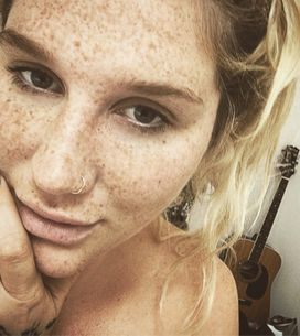 Celebrities Without Makeup: The Stars Who Dare To Bare