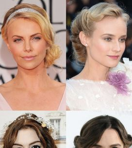 Wedding guest hairstyles: A-list inspiration
