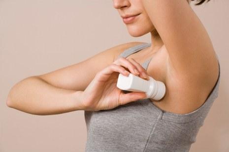 Transpiration et déodorant © Pixland