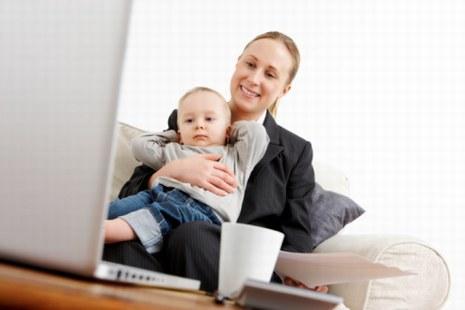 Vie professionnelle après la naissance