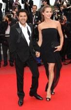 Melissa Theuriau et Jamel Debbouze à Cannes © Sipa