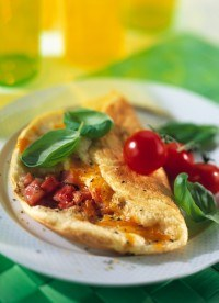 Recette oeuf: omelette