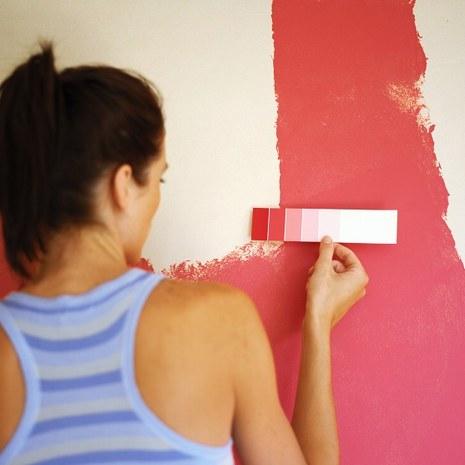 © Les couleurs en décoraion intérieur