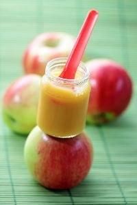 Compotes de fruits