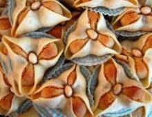Trèfles, pâtisserie orientale
