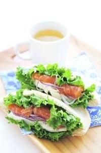 Pique-nique sandwich