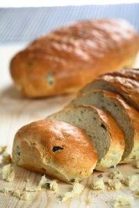 Recette pain à la map