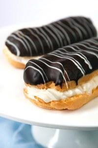 Pâtisserie - Eclair au chocolat
