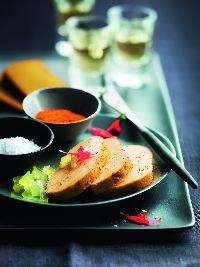 Recette de Noël au foie gras © Monoprix