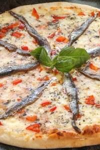 Recette pizza: Napolitaine