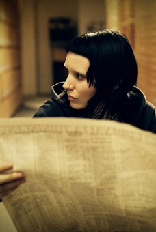 Rooney Mara as Lisbeth Salander © Sony Pictures