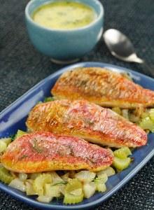 Recette de sauces pour poisson