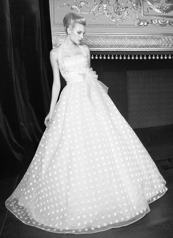 Robe Appollinaire©Elisabeth Barboza pour Pronuptia