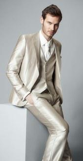 Costume Pablo beige collection Monsieur©Pronuptia