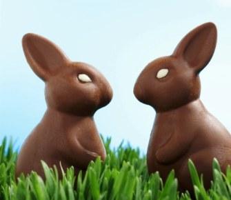 Recettes de Pâques: Lapins en chocolat