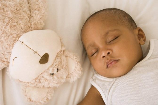 Un sommeil qui permet à bébé de bien grandir