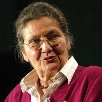 Simone Veil, à l'origine de la première loi en faveur de l'avortement en France