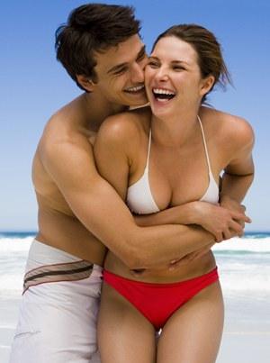 Prenez un aller simple pour l'amour en vacances