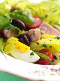 Recette de salade légère