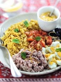 Salade de riz © Manina Hatzimichali