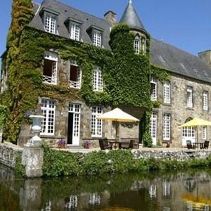 Le château de la Motte Beaumanoir à Rennes © DR