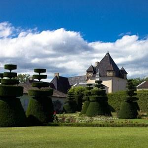 Le château de Pizay à Lyon © Ludovic Grandclement