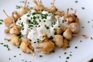 Les cuisses de grenouille, une vraie particularité de la cuisine française.
