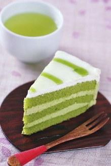 Recette japonaise au thé vert