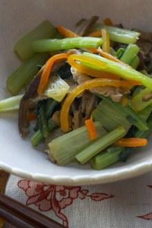 Recette japonaise des légumes