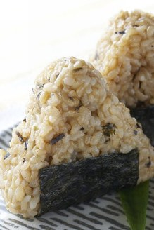 Recette japonaise: onigiri