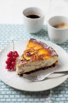 Cheese-cake facile © Manina Hatzimichali