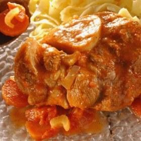 Osso bucco: Le veau à l'italienne