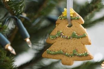 Une déco de Noël gourmande ©Thinkstock