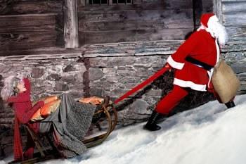 Jouez les Père Noël! ©Thinkstock
