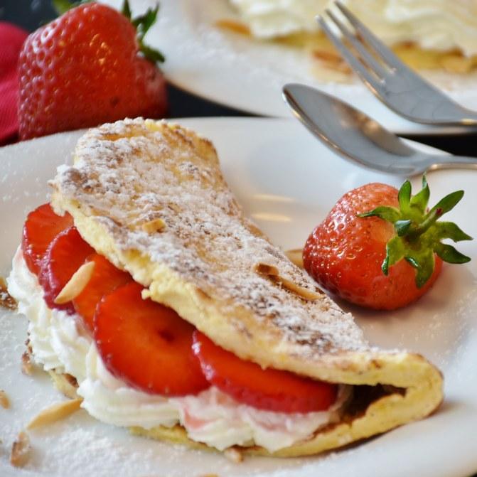 Recette d'omelette sucrée ©istock