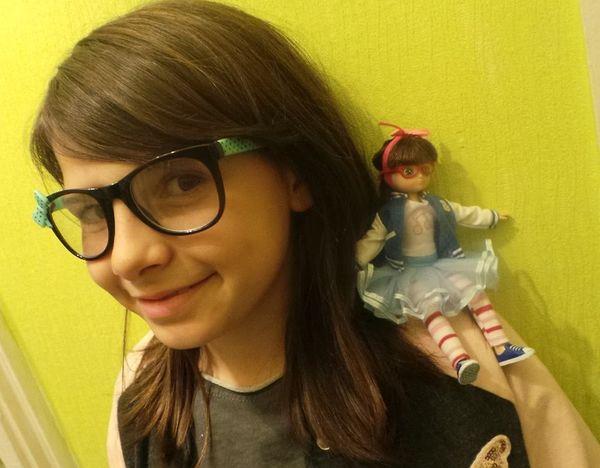 Lottie la poupée révolutionnaire