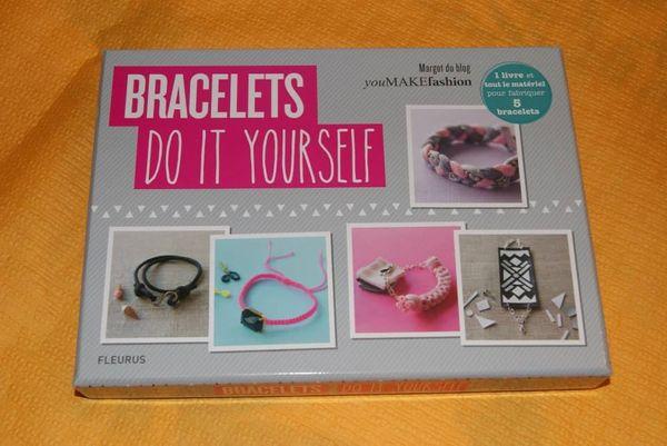 Bracelets Do It Yourself : Le coffret DIY