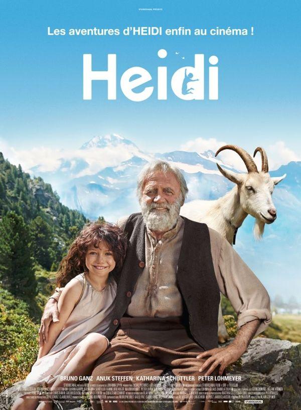 Heidi fait son retour au cinéma le 10 Février!!