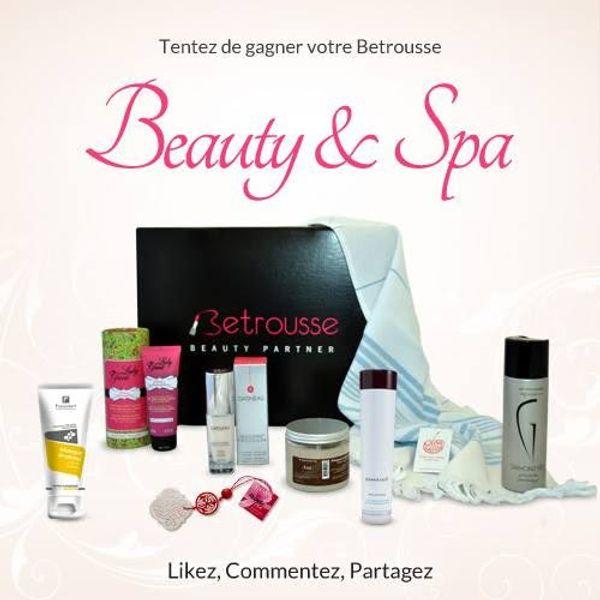 Résultat concours betrousse : beauty et spa