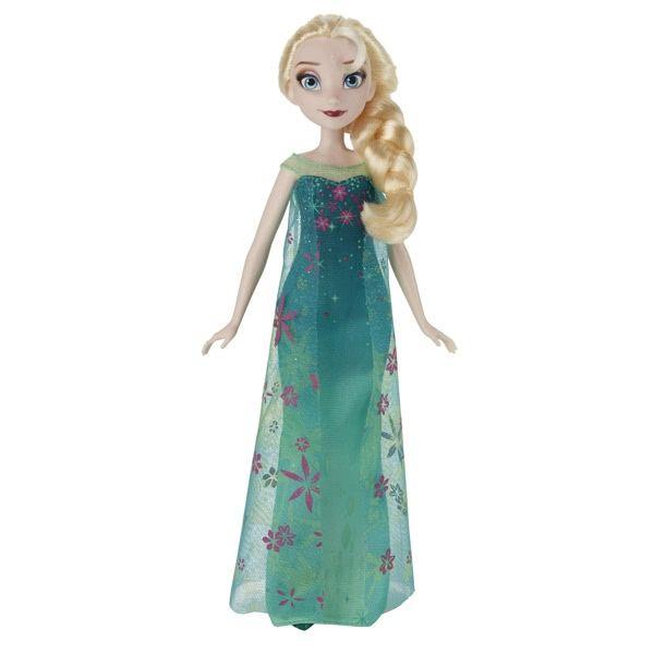 concours: une poupée Elsa à gagner!