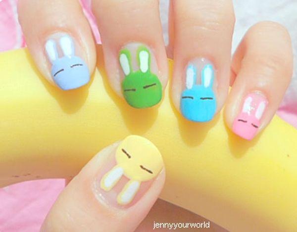 Comment réussir de superbes nail art kawaii ?
