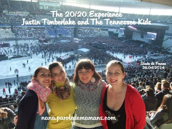 How I travelled in time with Justin Timberlake's 20/20 Experience #JT2020Tour