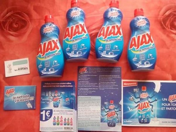 Ajax je nettoie tout