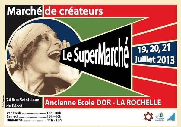 Marché de Créateurs   Le Supermarché