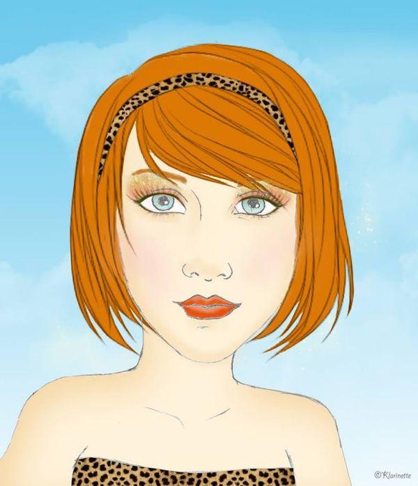 Conseils mode/make-up : Rousses au teint clair, quelles couleurs choisir ?