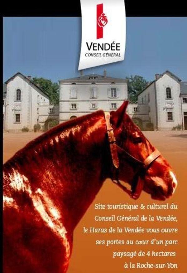 Le Haras de la Vendée + concours 1 entrée à gagner